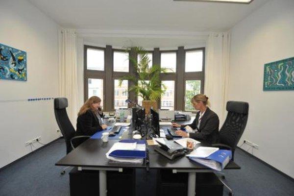 Deutsche Messe Zimmer - Accommodation Service Hannover - фото 19