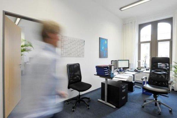 Deutsche Messe Zimmer - Accommodation Service Hannover - фото 20