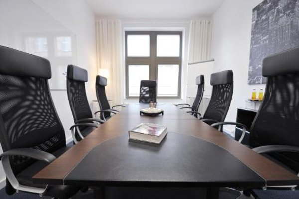 Deutsche Messe Zimmer - Accommodation Service Hannover - фото 21
