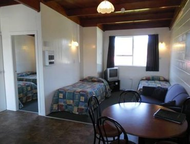Гестхаус Greymouth Kiwi Holiday Park & Motels