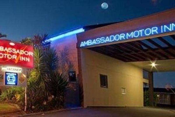 Ambassador Motor Inn - фото 18