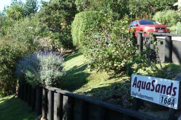 Aquasands Studio Apartments - фото 17