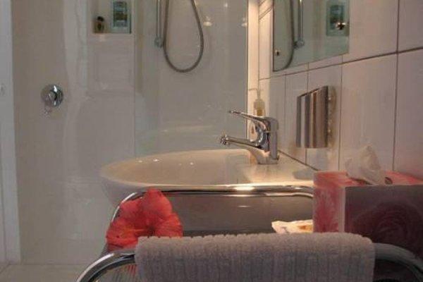 Aquasands Studio Apartments - фото 8
