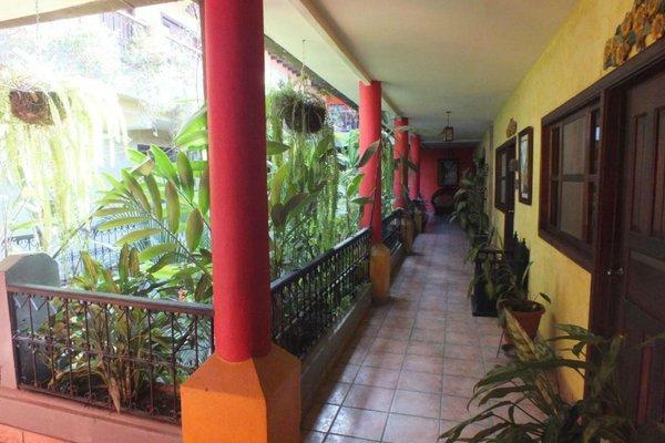 Hotel Camino Maya - фото 11