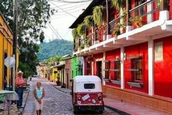 Hotel Camino Maya - фото 23