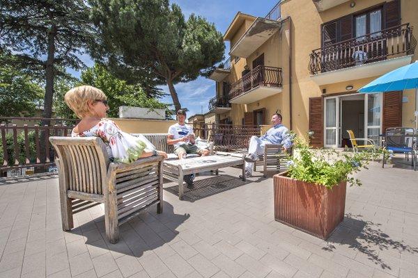 Апартаменты Villa Savoia - фото 16