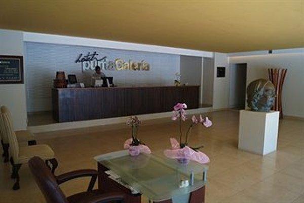 Hotel Punta Galeria - фото 12