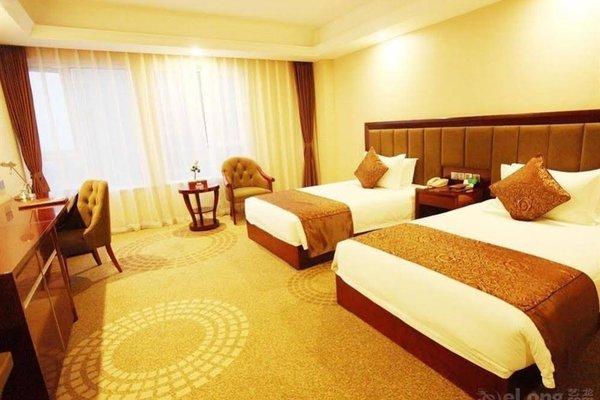 Lanting Hotel Qionglai - фото 48