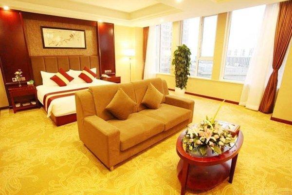 Lanting Hotel Qionglai - фото 4