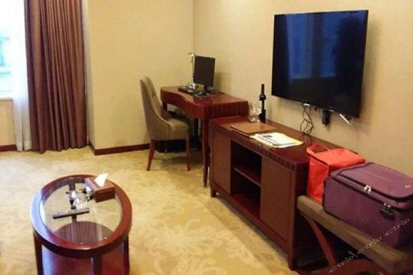 Lanting Hotel Qionglai - фото 5