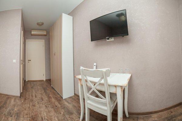 Отель Au rooms Континент - фото 23