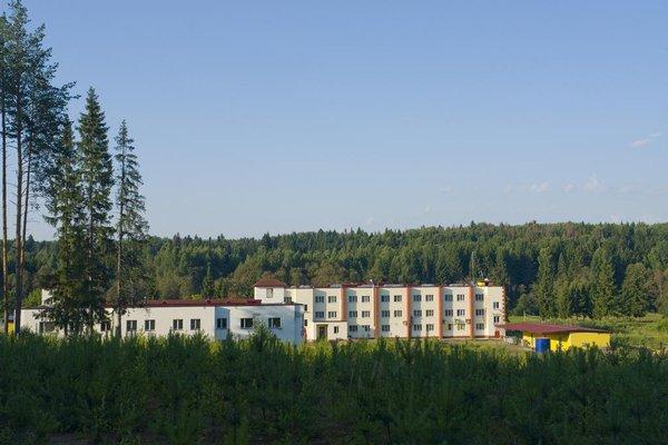 Парк-Отель Прибрежный Ярбург - фото 19