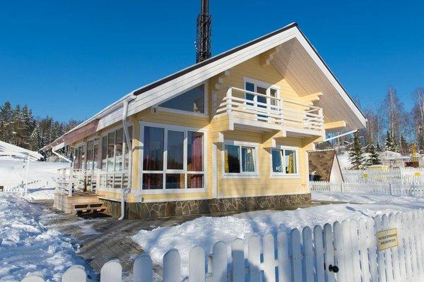 Парк-Отель Прибрежный Ярбург - фото 23