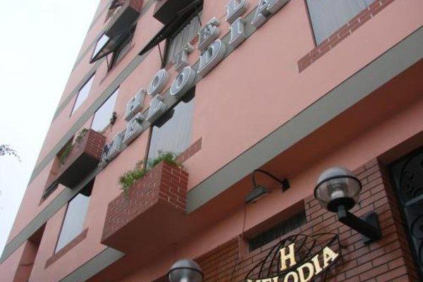 Hotel Melodia - фото 50