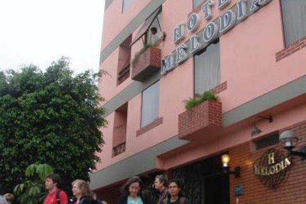 Hotel Melodia - фото 21
