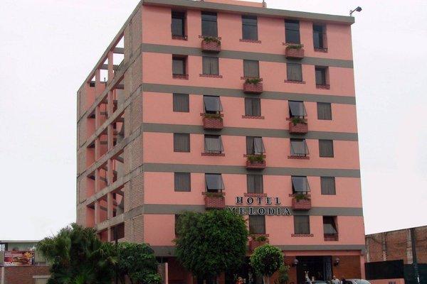 Hotel Melodia - фото 23