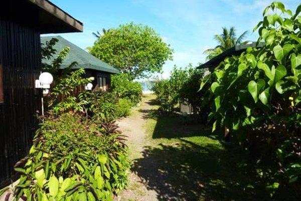 Bora Bora Ecolodge - фото 16