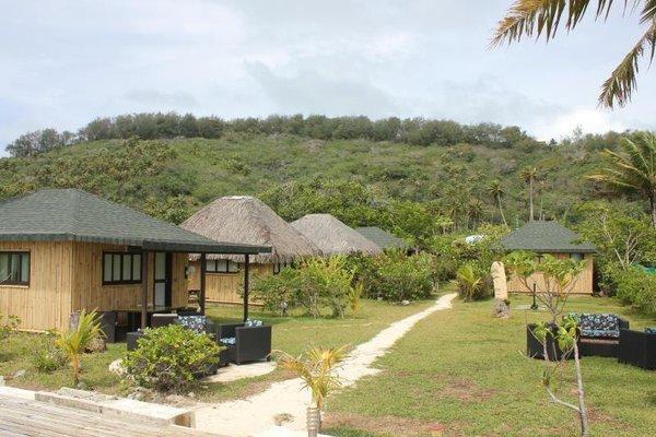 Bora Bora Ecolodge - фото 21