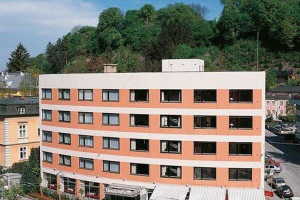 Am Neutor Hotel Salzburg Zentrum - фото 21