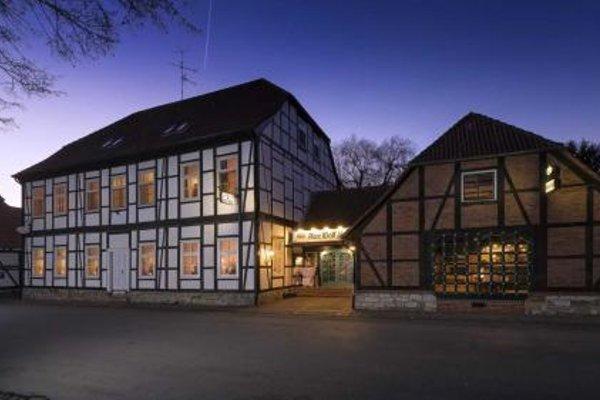 Centro Hotel Alter Wolf - фото 19