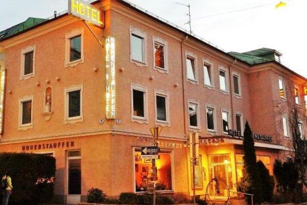 Hotel Hohenstauffen - фото 23
