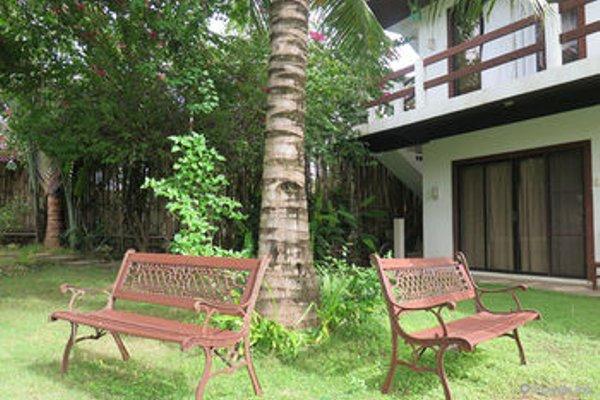 Panglao Palms Apartelle - фото 16