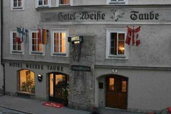 Altstadthotel Weisse Taube - фото 21