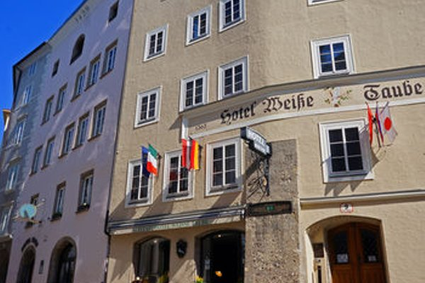 Altstadthotel Weisse Taube - фото 22
