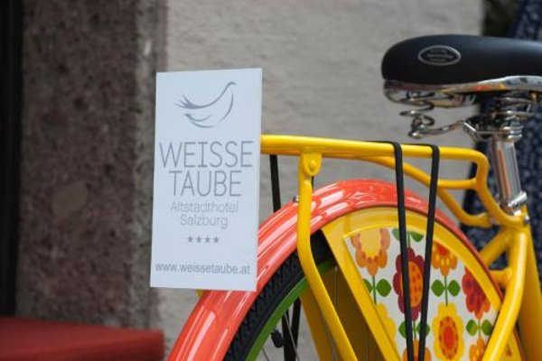 Altstadthotel Weisse Taube - фото 7