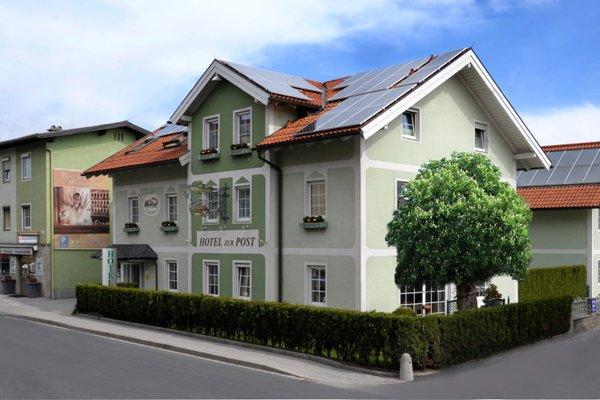 Das Grune Bio-Hotel zur Post - фото 21