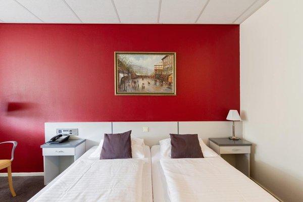 Hotel Restaurant De Baronie - фото 48