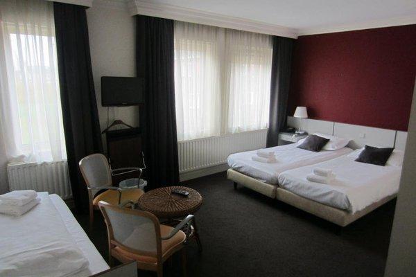 Hotel Restaurant De Baronie - фото 9