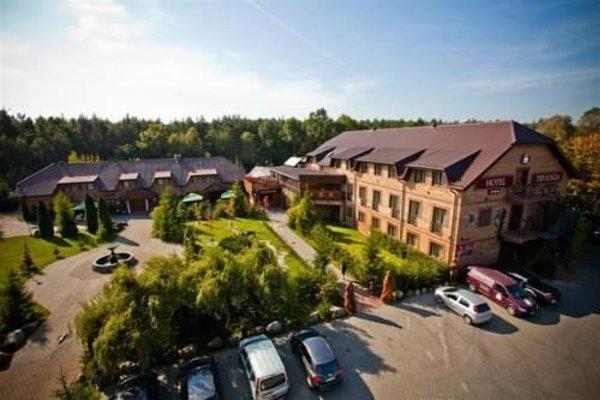 Hotel Trylogia - фото 21