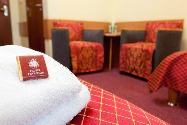 Hotel Trylogia - фото 8