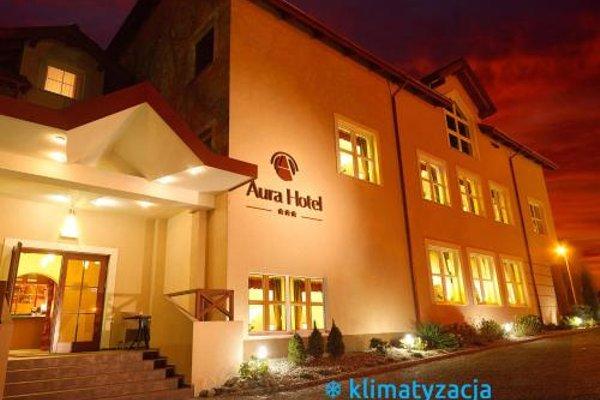 Aura Hotel - фото 23