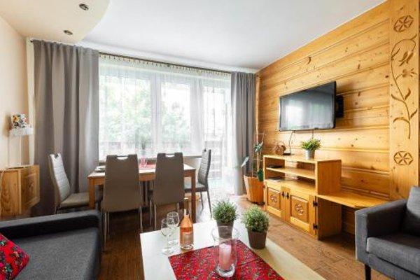 Apartament Widok Zakopane - фото 11