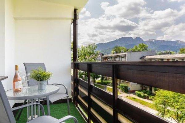 Apartament Widok Zakopane - фото 13
