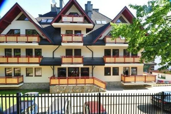 Apartamenty Nosal Residence - фото 11