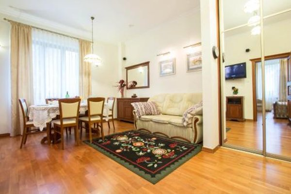 Apartament Sezamowy i Bursztynowy Willa Radowid Zakopane - фото 29