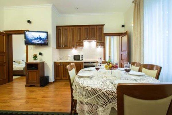 Apartament Sezamowy i Bursztynowy Willa Radowid Zakopane - 10