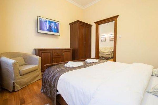 Apartament Sezamowy i Bursztynowy Willa Radowid Zakopane - фото 11