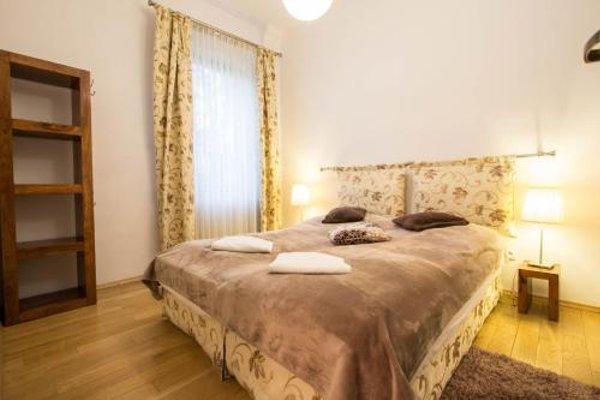 Apartament Sezamowy i Bursztynowy Willa Radowid Zakopane - фото 12
