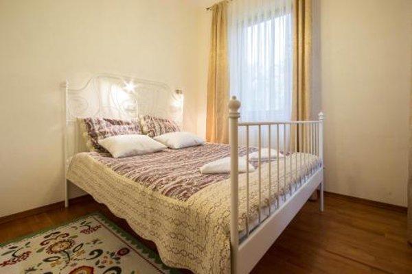 Apartament Sezamowy i Bursztynowy Willa Radowid Zakopane - фото 13