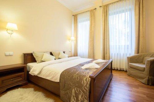 Apartament Sezamowy i Bursztynowy Willa Radowid Zakopane - фото 14
