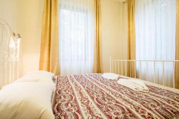 Apartament Sezamowy i Bursztynowy Willa Radowid Zakopane - 16