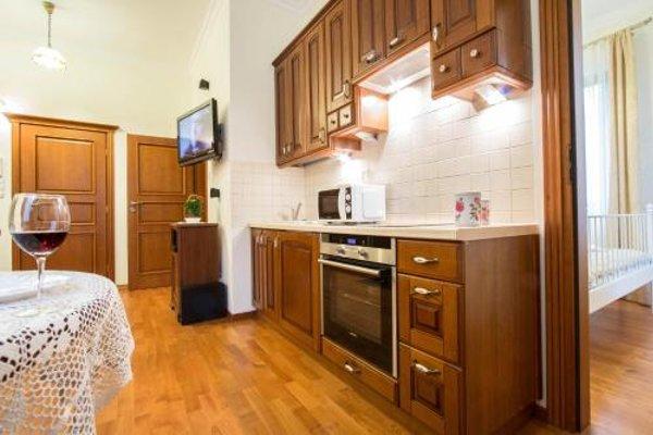 Apartament Sezamowy i Bursztynowy Willa Radowid Zakopane - фото 17
