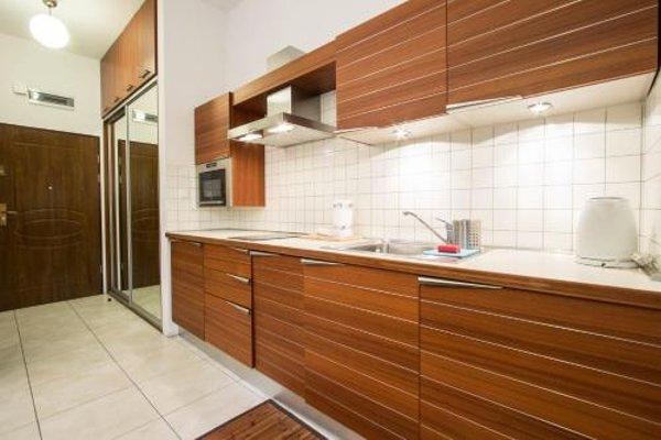 Apartament Sezamowy i Bursztynowy Willa Radowid Zakopane - фото 18