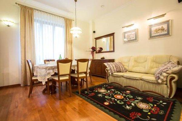 Apartament Sezamowy i Bursztynowy Willa Radowid Zakopane - фото 20