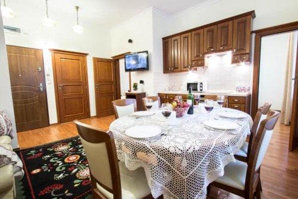 Apartament Sezamowy i Bursztynowy Willa Radowid Zakopane - 22