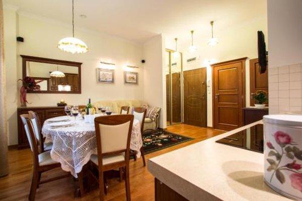 Apartament Sezamowy i Bursztynowy Willa Radowid Zakopane - фото 23